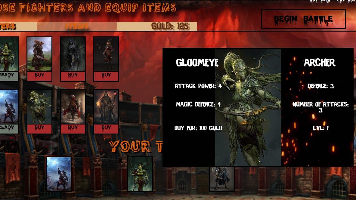 Reign of Blood RPG by Josh Arnott