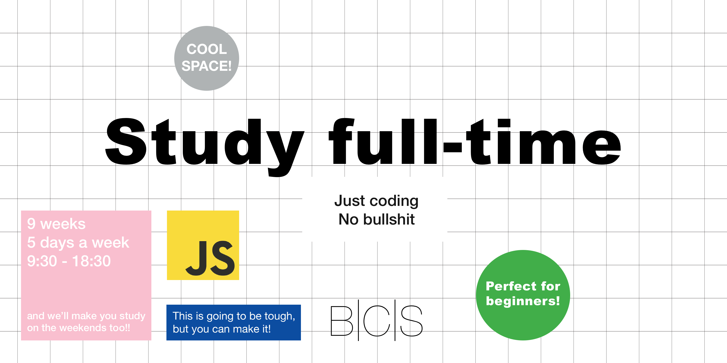 JavaScript Full-Stack Bootcamp in Barcelona Code School
